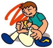 子供が運動すると膝や踵が痛い! といいます? どうして?