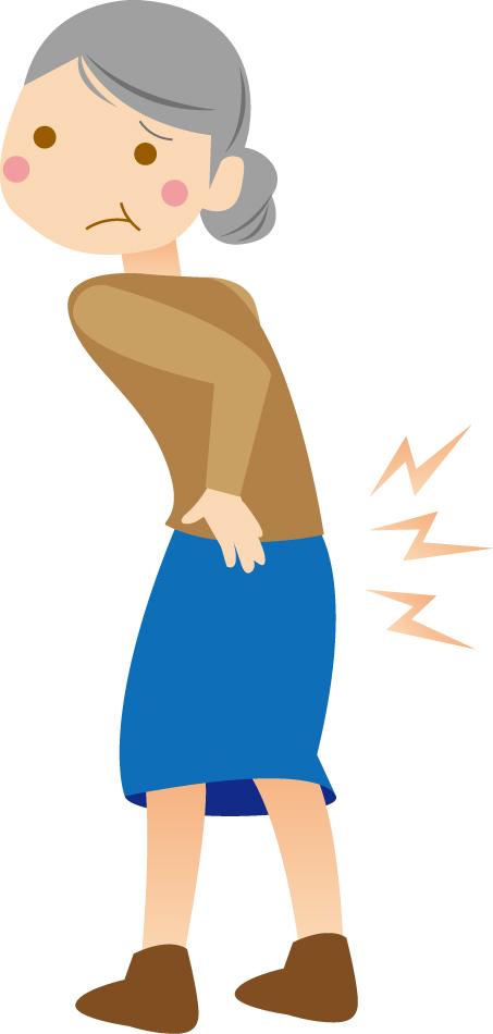 足の付け根の痛み・・・股関節が原因かも